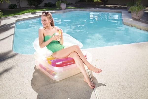 Bestway Luftmatratze Lounge Chair 201x89cm
