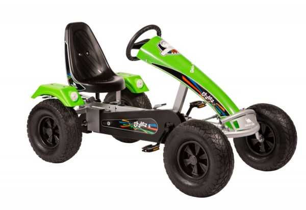 Dino Cars Styles Silber / Grün 323