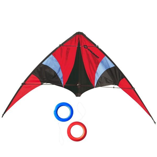 Schildkröt Lenkdrachen Stunt Kite 140 970440