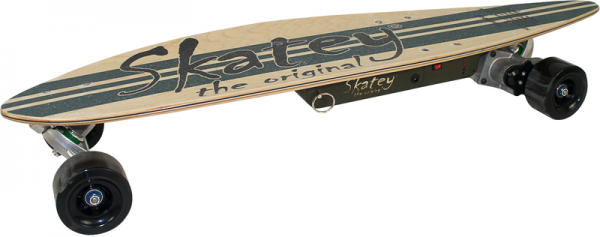 Skatey 500 Wood-Vintage