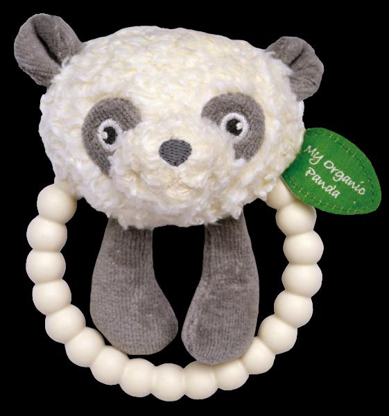 My Teddy Panda-Rassel