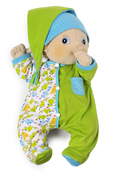 "Rubens Barn Baby Accessoires ""Cozy Green Pyjamas"""
