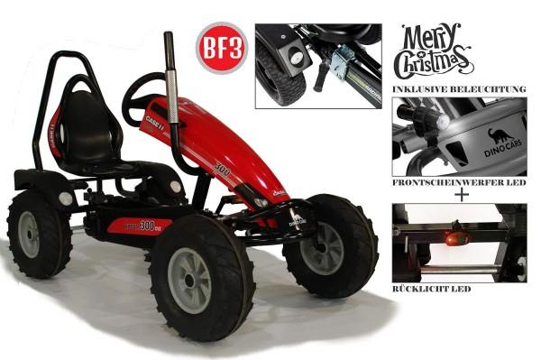 Dino Cars Track BF3 Case inkl. Überrollbügel und Beleuchtungsset