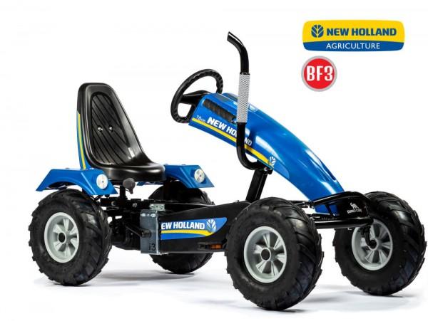 Dino Cars Track BF3 New Holland blau 66.910
