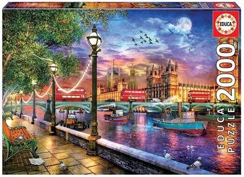 Educa Puzzle London 2000 Teile
