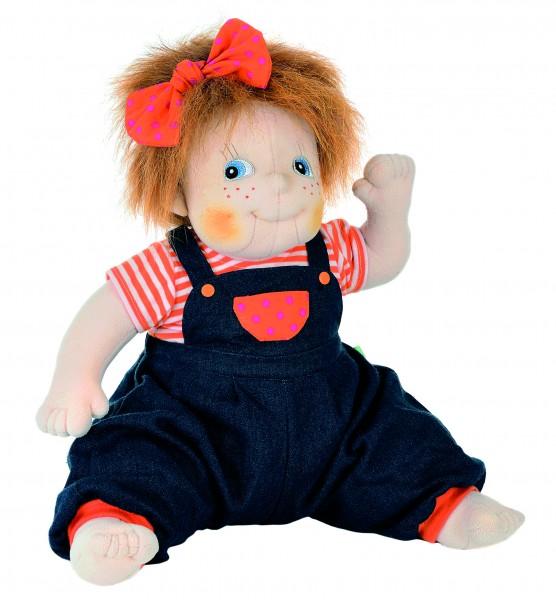 Rubens Barn Puppe Original Anna Jeans