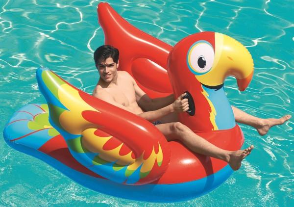 Bestway Schwimmtier Papagei