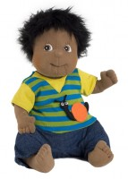 Rubens Barn Puppe Little Harry