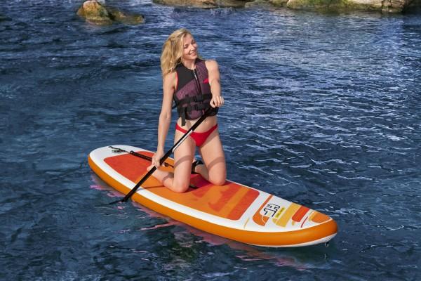 Bestway iSUP Hydro-Force Aqua Journey Allround-Board-Set 274x76x12cm 2021