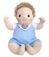 Rubens Barn Puppe Baby Erik