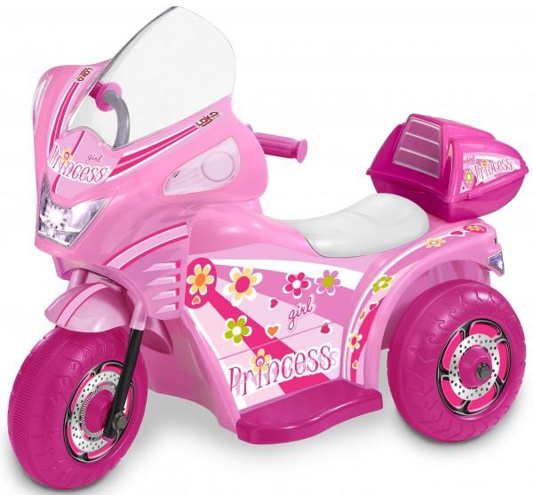 Carromco Elektrofahrzeug Tribike Princess