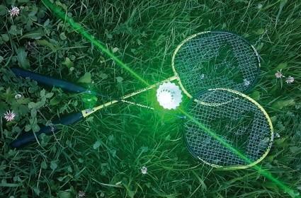 "Talbot Torro Badminton Set ""Magic Night"" LED 449405"