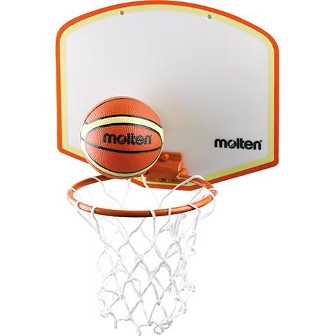Molten Mini-Basketballset mit Ball