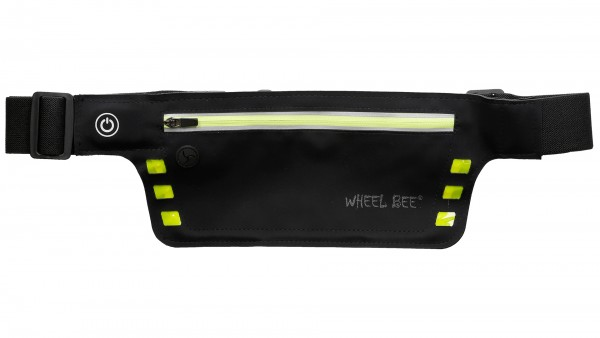 mts Wheel Bee Running Waistbag Night