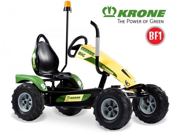 Dino Cars Gokart Track BF1 Krone Big inkl. Rundumleuchte orange