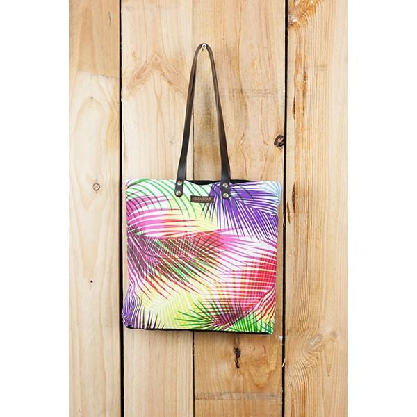 Bubel Handtasche Tropical