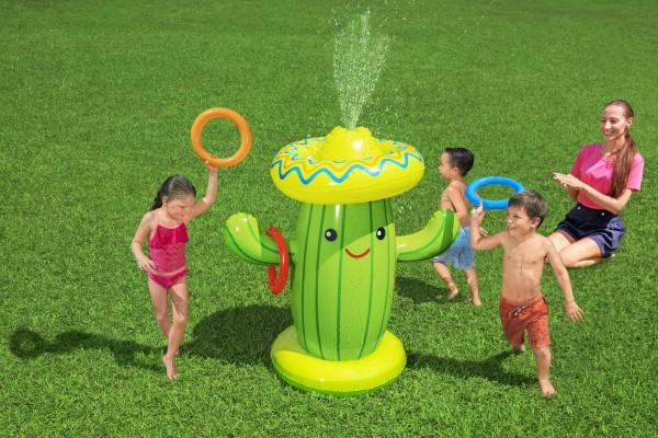 Bestway Wassersprinkler Kaktus