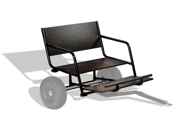 Dino Cars Zweisitzer schwarz 02111