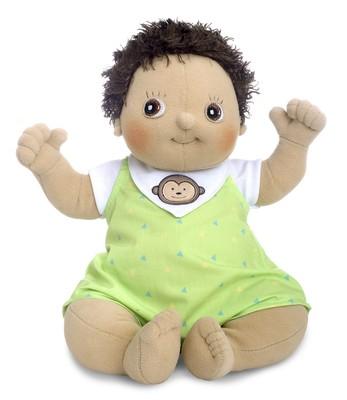 Rubens Barn Puppe Baby Max