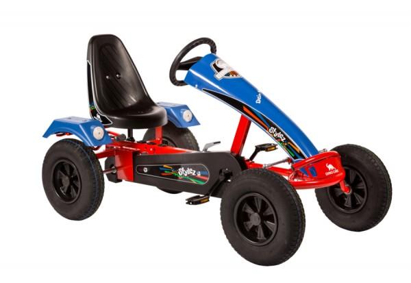 Dino Cars Styles Rot / BLau 114