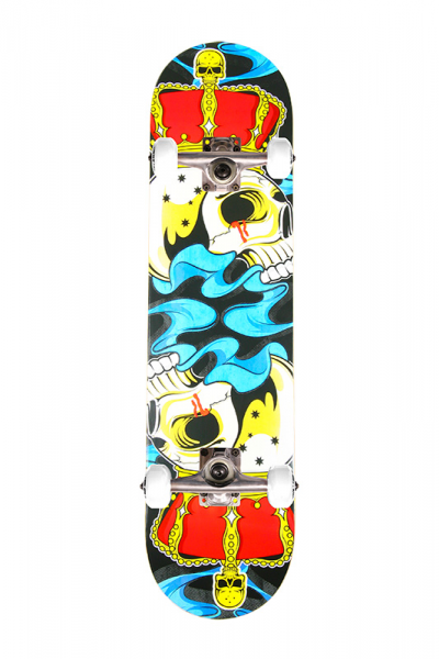 MADD Skateboard MGP Gangsta Crowned 203-475
