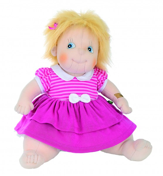 Rubens Barn Puppe Original Ida Pink
