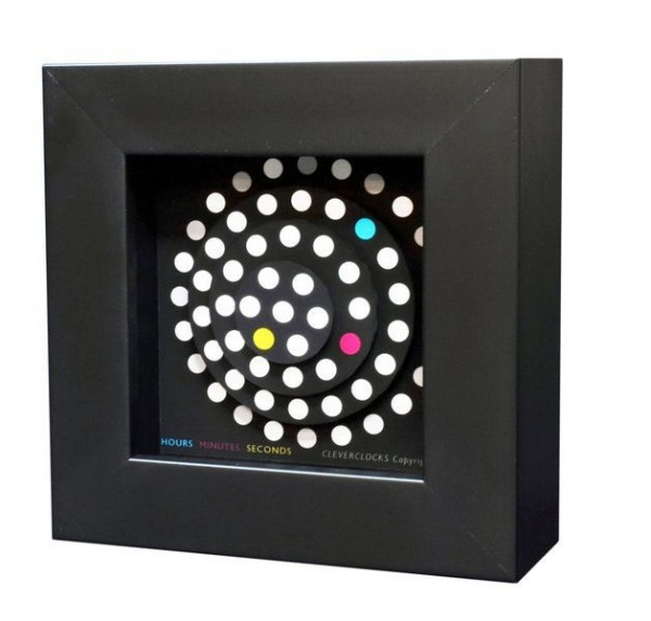 Clever Clocks Model Dot Matrix