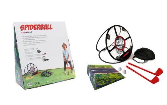 Spiderball Minigolf-Set