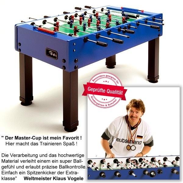 Garlando Fußballkicker MASTER-CUP 5280.01