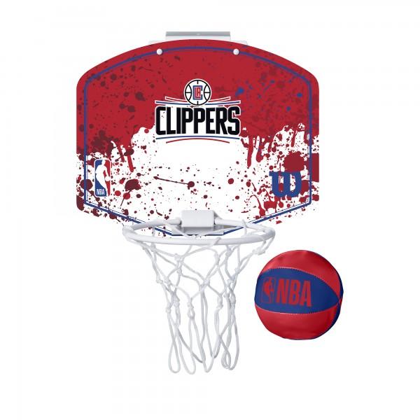 Wilson Mini-Basketballkorb NBA Team Mini-Hoop