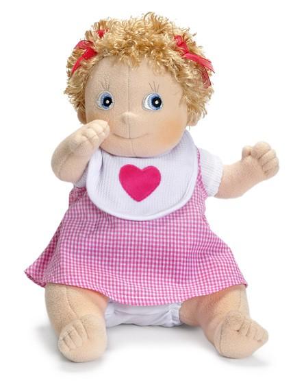 Rubens Barn Puppe Kids Linnea