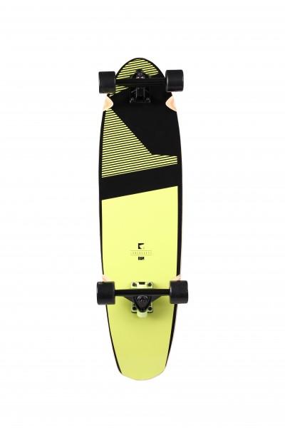 RAM Longboard Blacker Sunny Lime 22272