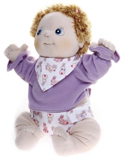 Rubens Barn Puppe Baby Emma