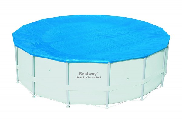 Bestway Frame Pool Power Steel Set mit Zubehör 488x122 cm