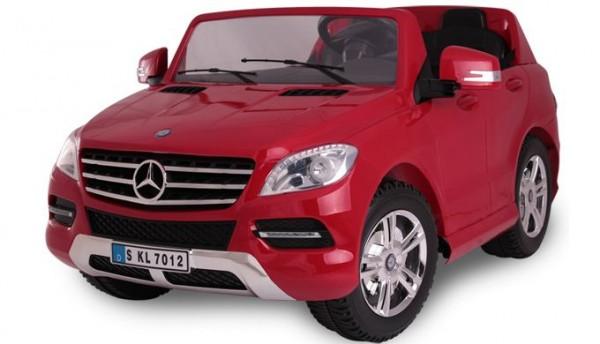 Carromco Mercedes-Benz ML350 2-Sitzer 12V mit FERN-BEDIEHNUNG