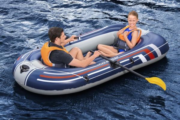Bestway Hydro-Force Schlauchboot Set TRECK X1