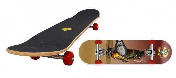 """Streetsurfing Skateboard 31"""" Street N Roses 500460"""