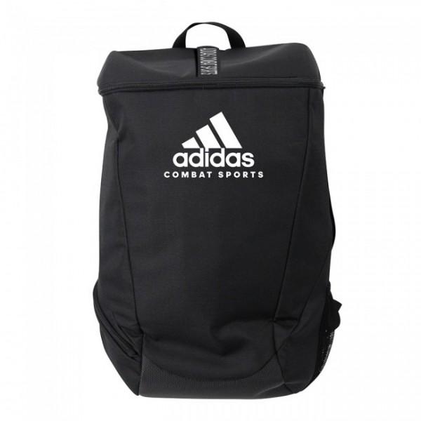 Adidas Sportrucksack Backpack COMBAT SPORTS schwarz / weiß