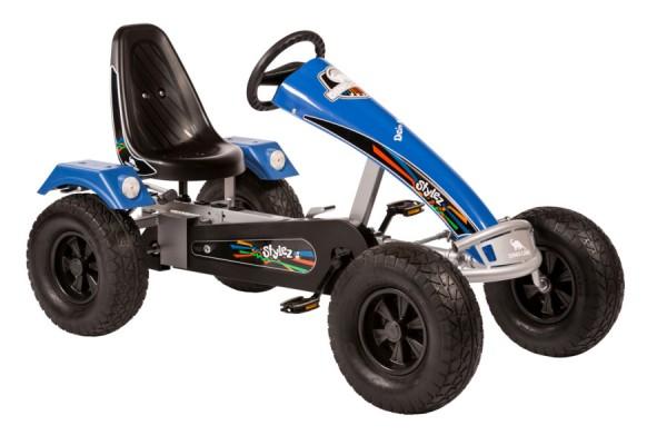 Dino Cars Styles Silber / Blau 324