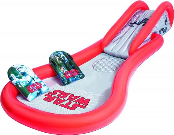 """Bestway Wasserrutsche """"Star Wars Space Slide"""" 381x175x69 cm"""