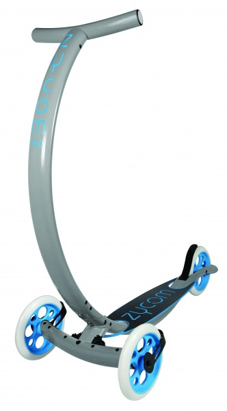 Zycom 3 Wheel Scooter C 500 Coast silber-blau 204-147