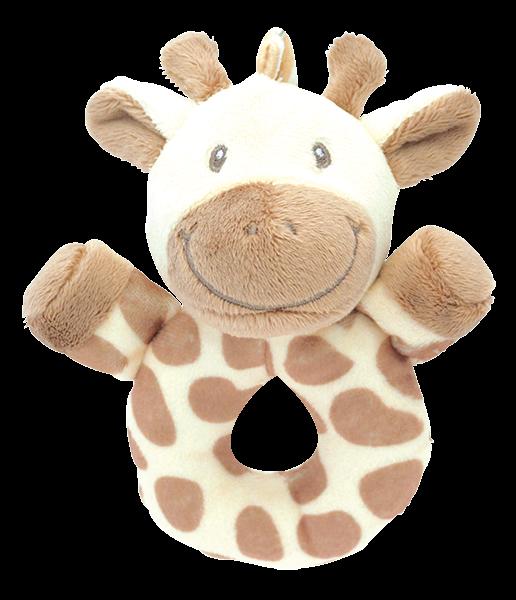 My Teddy Giraffenrassel rund