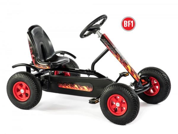 Dino Cars Gokart Junior Hot-Rod BF1 schwarz