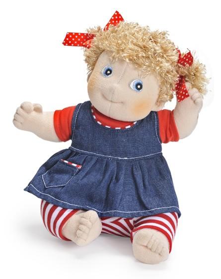 Rubens Barn Puppe Kids Olivia