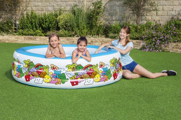 Bestway Family Pool Fantasia