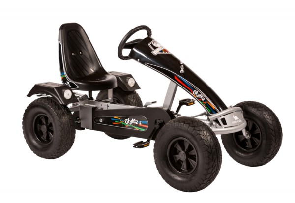 Dino Cars Styles Silber / Schwarz 322
