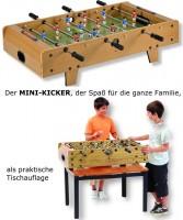 Bandito Fußballkicker MINI-KICKER 5210.01