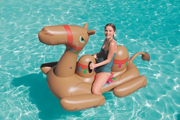 Bestway Schwimmtier Kamel