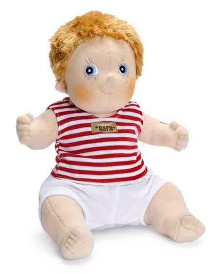 Rubens Barn Puppe Kids Bobbo